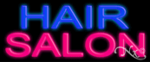 Hair Salon Economic Neon Sign