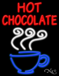 Hot Chocolate Business Neon Sign