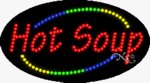 Hot Soup LED Sign