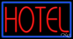 Hotel Business Neon Sign