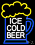 Ice Cold Beer Business Neon Sign