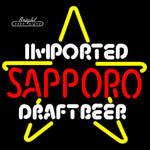 Imported Sapporo Neon Sign