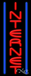 Internet Business Neon Sign