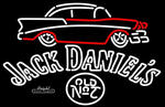 Jack Daniels Chevy Neon Sign