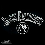 Jack Daniels Old No 7 Neon Beer Sign