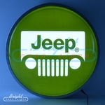 Jeep Backlit LED Sign