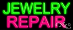 Jewelry Repair Economic Neon Sign