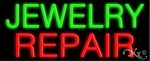 Jewelry Repair Shop Neon Sign