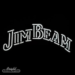 Jim Beam Neon Beer Sign