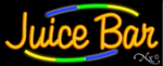 Juice Bar Business Neon Sign