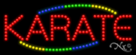 Karate LED Sign