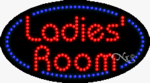 Ladies' Room LED Sign