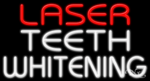 Laser Teeth Whitening Business Neon Sign