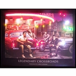 Legendary Crossroads Neon & LED Picture