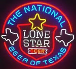 Lone Star the National Beer of Texas
