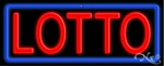 Lotto Neon Sign