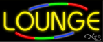 Lounge Business Neon Sign