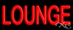 Lounge Economic Neon Sign