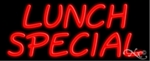 Lunch Special Neon Sign