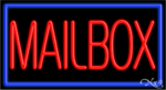 Mailbox Business Neon Sign