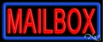 Mailboxes Neon Signs