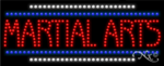 Martial Arts LED Sign