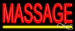 Massage Economic Neon Sign