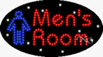 Men's Room2 LED Sign