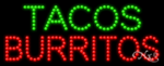 Mexican Food LED Signs