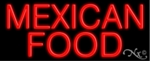 Mexican Food Neon Signs