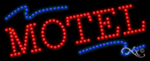 Motel LED Sign