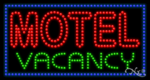 Motel Vacancy LED Sign