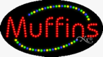 Muffins LED Sign