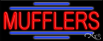 Mufflers Business Neon Sign