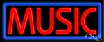 Music Company Neon Sign