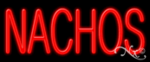 Nachos Economic Neon Sign
