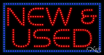 New & Used LED Sign