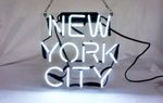New York City Neon Sign