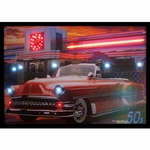 Nifty 50's Neon & LED Picture