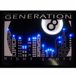 Night Shotz Generation 8 Neon & LED Picture