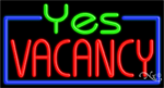 No Vacancy Business Neon Sign