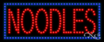 Noodles LED Sign