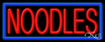 Noodles Business Neon Sign