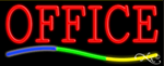 Office Business Neon Sign