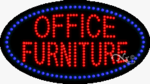 Office Furniture LED Sign