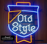 Old Style Lager Neon Sign