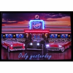 Only Yesterday Neon & LED Picture