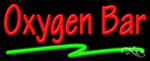 Oxygen Bar Business Neon Sign