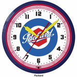 "Packard 20"" Neon Clock"