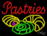 Pastries LED Sign